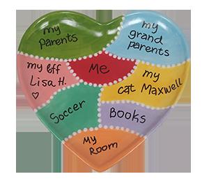 Walnut Creek Map Of My Heart