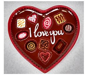 Walnut Creek Valentine's Chocolate