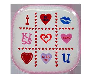 Walnut Creek Valentine's Tic Tac Toe