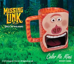Walnut Creek Mr. Link Mug