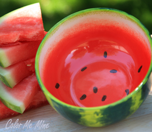 Walnut Creek Watermelon Bowl