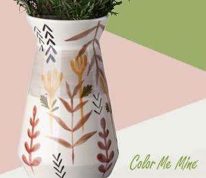 Walnut Creek Minimalist Vase