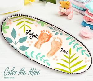 Walnut Creek Tropical Baby Tray