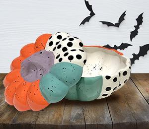 Walnut Creek Color Block Pumpkin