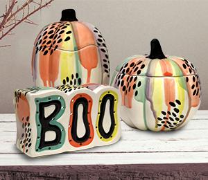 Walnut Creek Drippy Pumpkin Box