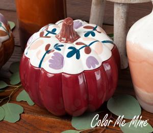 Walnut Creek Fall Pumpkin Box