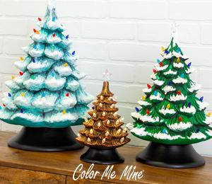 Walnut Creek Vintage Christmas Trees