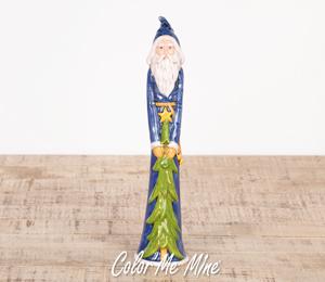 Walnut Creek Tall Vintage Santa