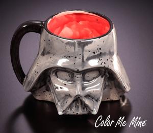 Walnut Creek Darth Vader Mug